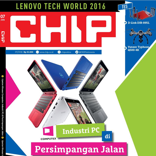 CHIP Indonesia instagram, phone, email