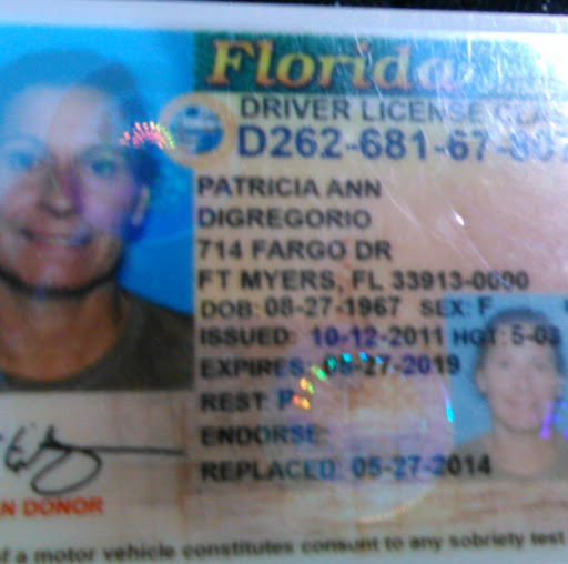 Who is Patricia Ann?