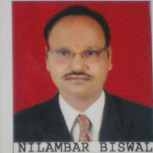 Who is nilambar biswal?
