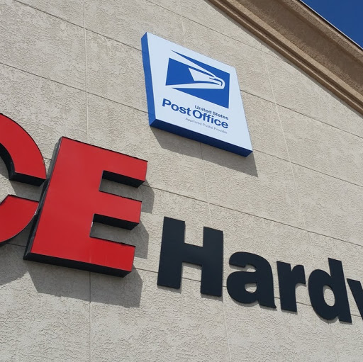Who is South Academy Ace Hardware?