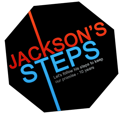 Who is Jackson's Steps?