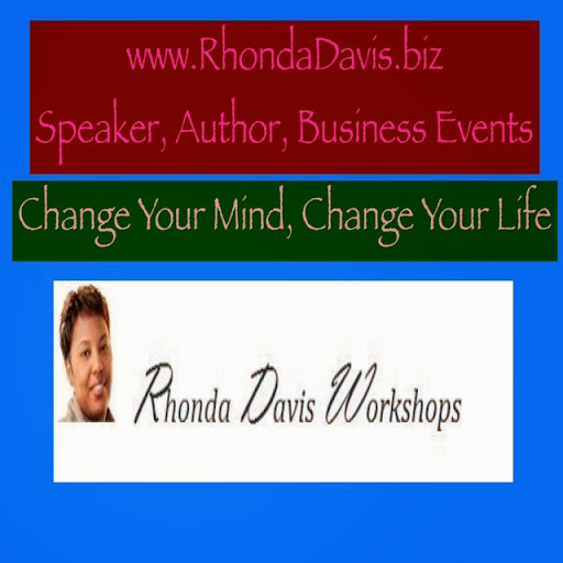 "Who is Rhonda ""WorkshopsnEvents"" McAlister?"