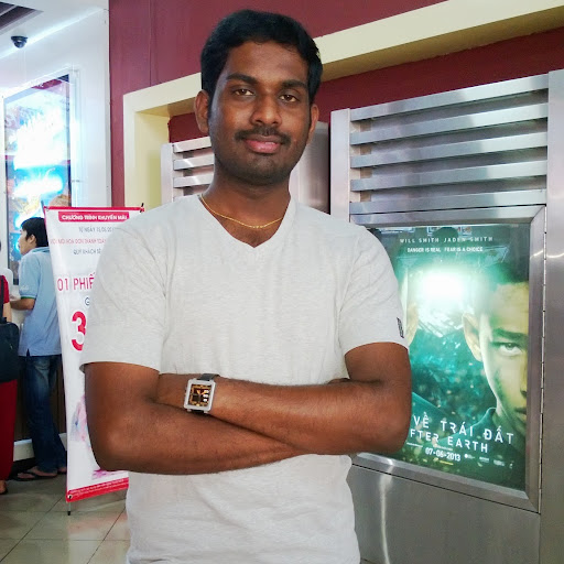 Who is sri vinoth?