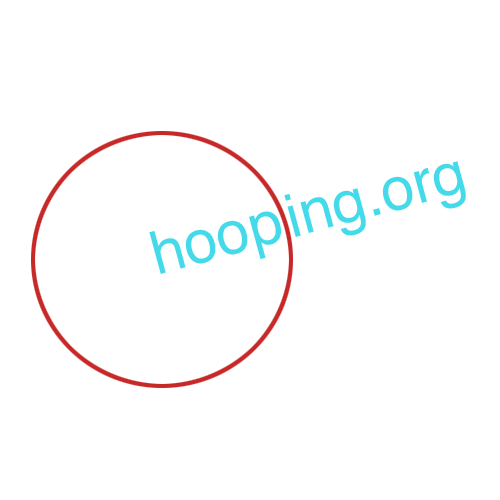 Who is Hooping.org?