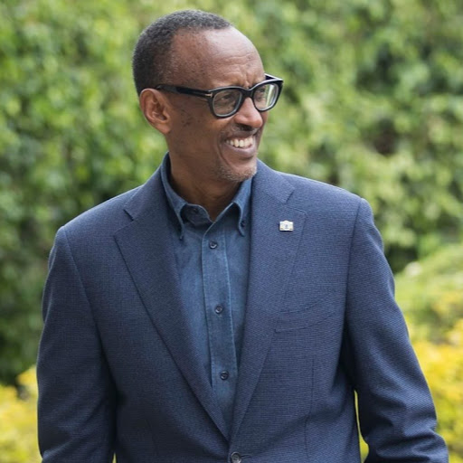 Who is Paul Kagame?