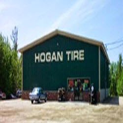 Who is Hogan Tire Company?