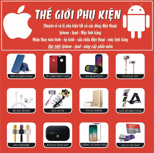 The Gioi Phu Kien instagram, phone, email