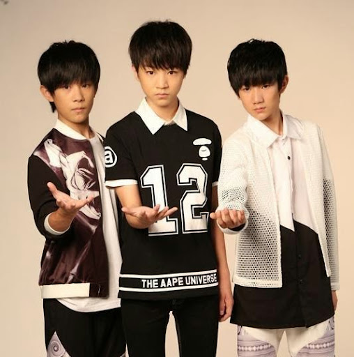 Who is tfboys Indonesia?