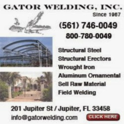 Who is Gator Welding?