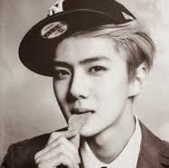 Who is sehun exotic fan?