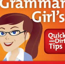 Who is Grammar Girl?