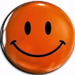 Who is Orange Smiley - Pictures of the universe?