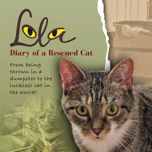 Lola The Rescued Cat instagram, phone, email