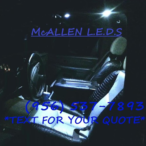Who is Mcallen Led lights?