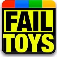 Who is JeepersMedia Fail Toys?