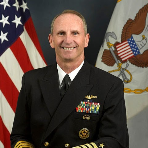 Who is Adm. Jonathan W. Greenert?