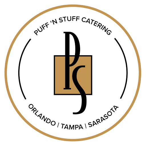 Who is Puff 'n Stuff Catering?