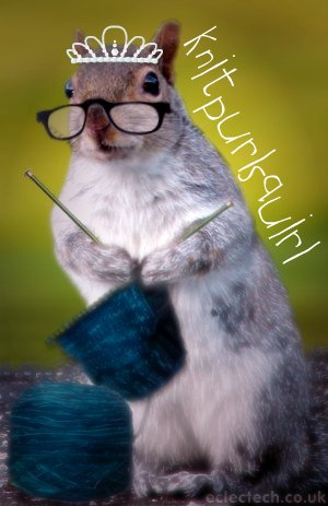 Who is Knit purlsquirl?