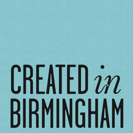 Who is Created in Birmingham?