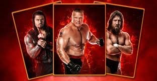 Who is Wwe Supercard?