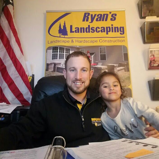 Who is Ryan's Landscaping?