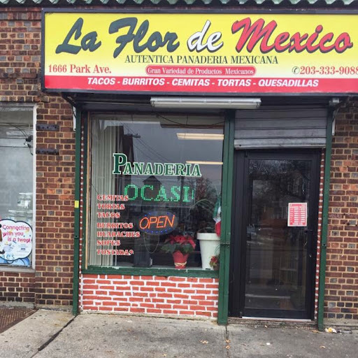 Who is La Flor De Mexico Bakery?