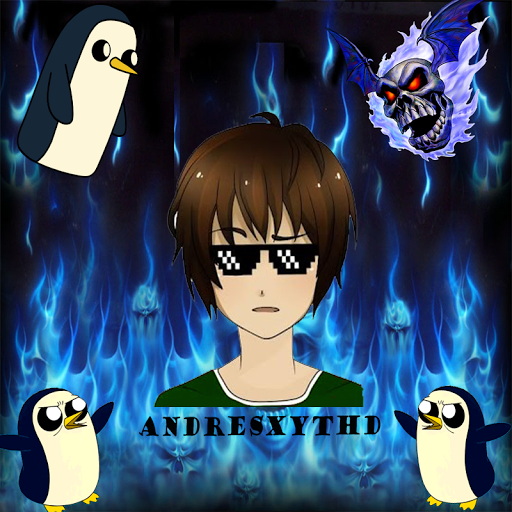 Who is AndresxYTHD?