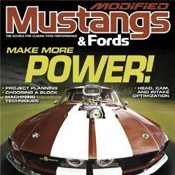 Who is Modified Mustangs & Fords Magazine?