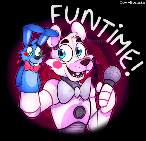 Who is X Funtime-Fredbear Nightmare?