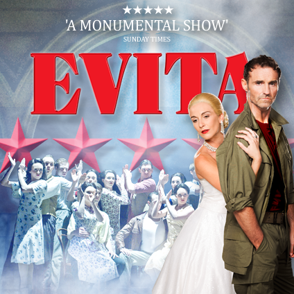 Who is Evita - The Musical?