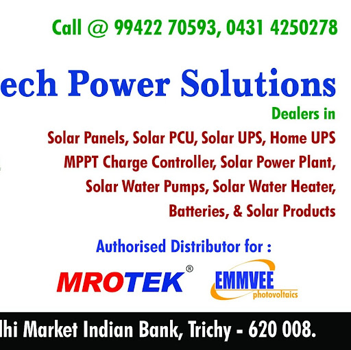 Who is Gtechpower Solutions?