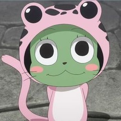Who is Frosch Frogcat?