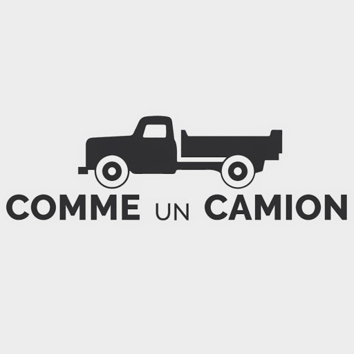 Comme un camion instagram, phone, email