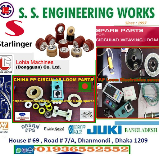 S.S ENGINEERING WORKS instagram, phone, email