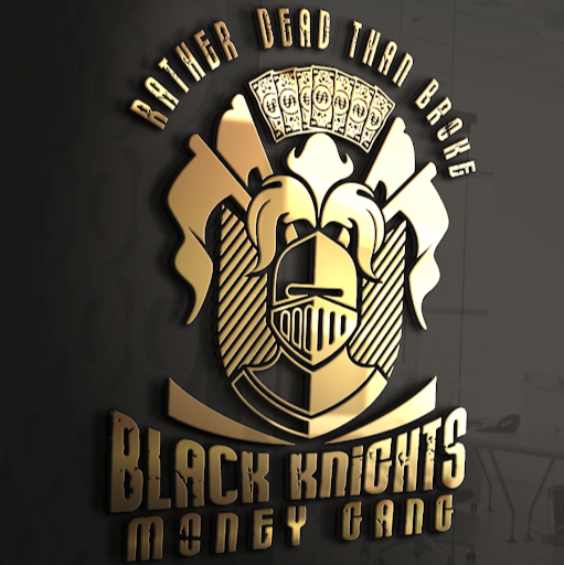 Who is Black knight Money Gang?