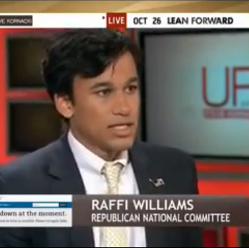 Who is Raffi Williams?