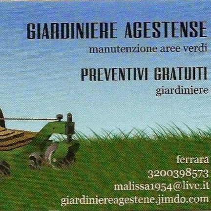 Who is Giardiniere agestense?