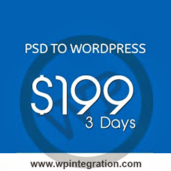 Who is PSD to WordPress Conversion - WPintegration?