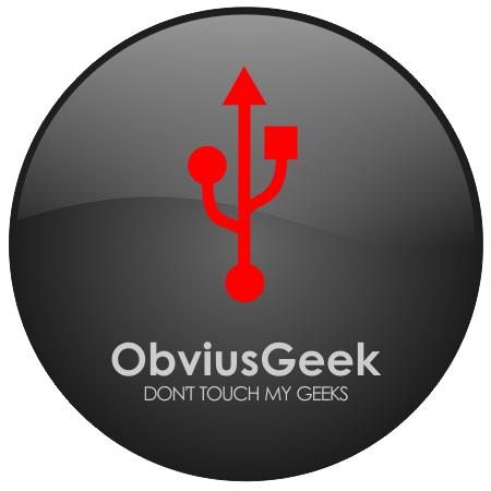 Who is Obviusgeek?