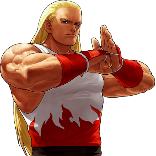 Who is Andy Bogard  Drew.?