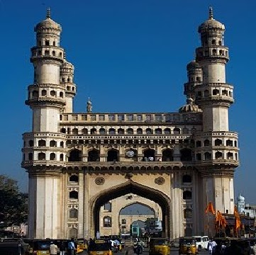 Who is Hyderabad?