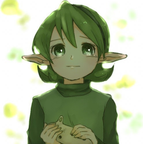 Who is Saria サリア?