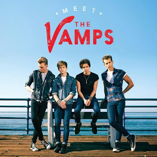 Who is THE VAMPS?