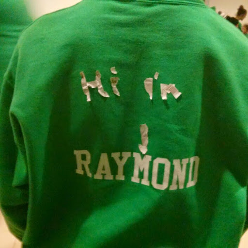 Who is Raymond Kim?