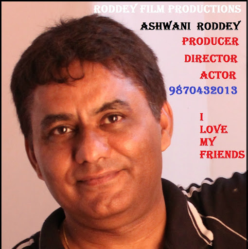 Who is Ashwani Roddey?