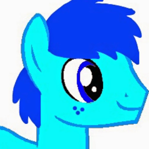 Who is Mlp Blue?