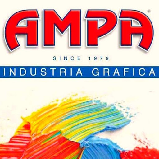 Who is Ampa srl (AMPA Industria Grafica)?