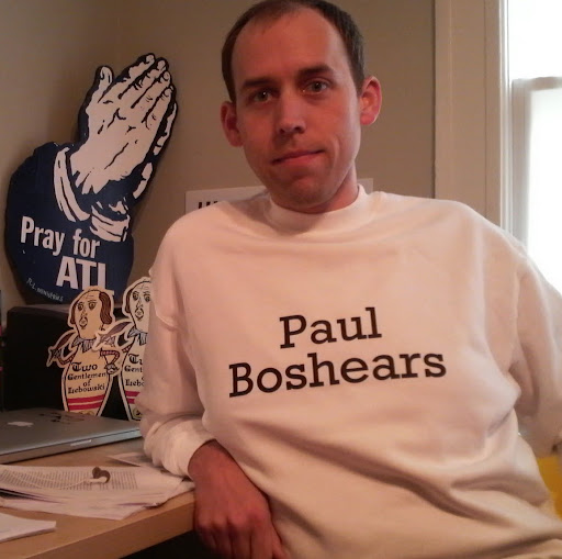 Who is paul boshears?