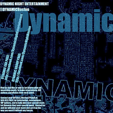 Who is Dynamic Night Entertainment?