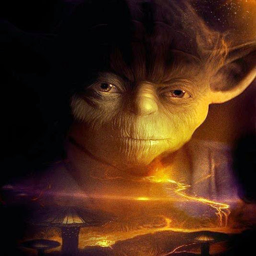 Who is Like Yoda you talk because a Legendary Geek You Are!?